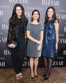 Brenda Díaz de la Vega, Katya Garcia-Lopez, Yliana Yepez