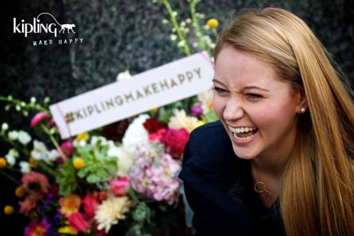 Kipling Make Happy Campaign (6)