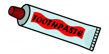 toothpaste clip art