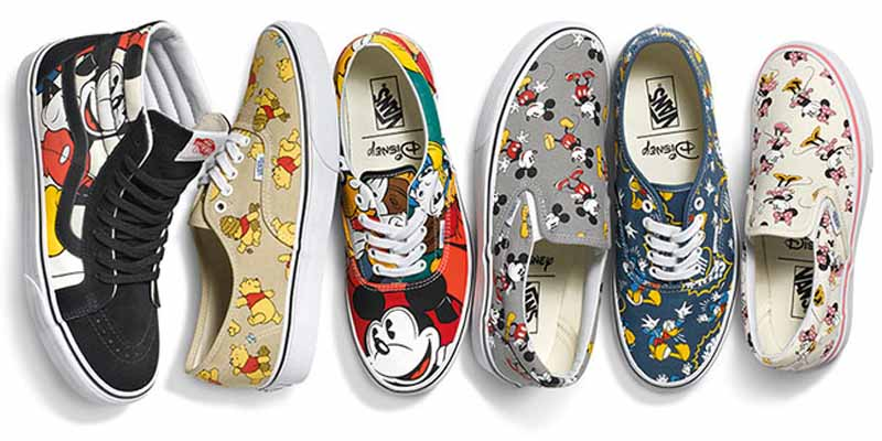7dd85d25d5 VANS-X-DISNEY ADULT FOOTWEAR PACK banner After unveiling the coveted  collaboration a few weeks ago