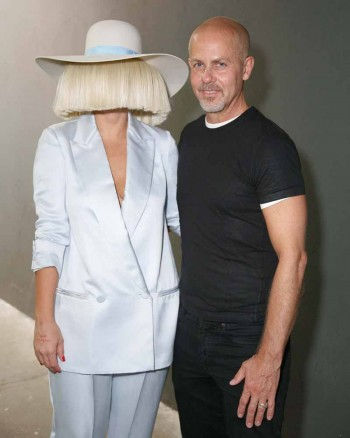 SIA and Italo Zucchelli