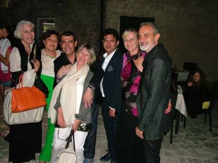 Chiara Boni, Paola Cacianti, Paola Acquati, Michele Miglionico, Enzo Centonze, Sabrina Gallitto, Paolo Fumarulo