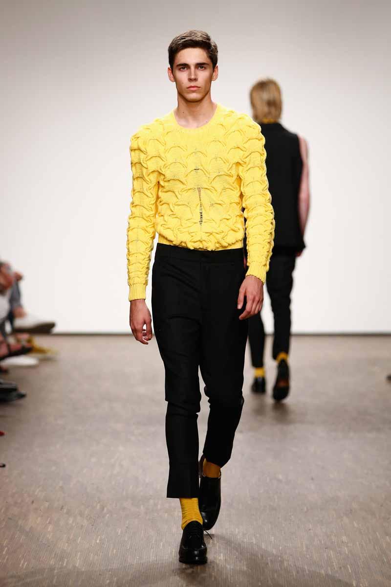Ivanman Show - Mercedes-Benz Fashion Week Berlin Spring/Summer 2016