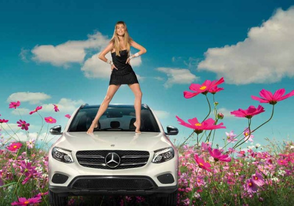 Mercedes-Benz Fashion ‎Engagement Spring/Summer 2016