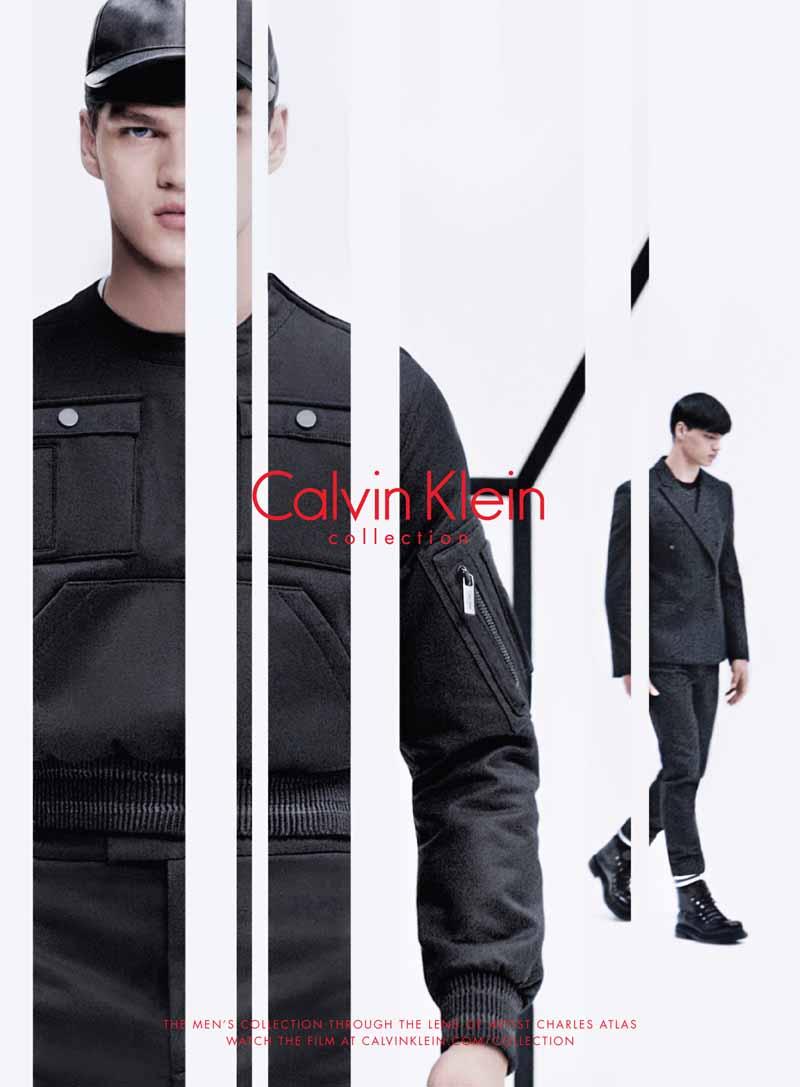 Calvin Klein Collection F15 campaign (1)