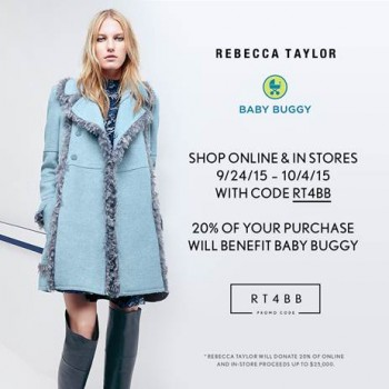 rebecca taylor baby buggy
