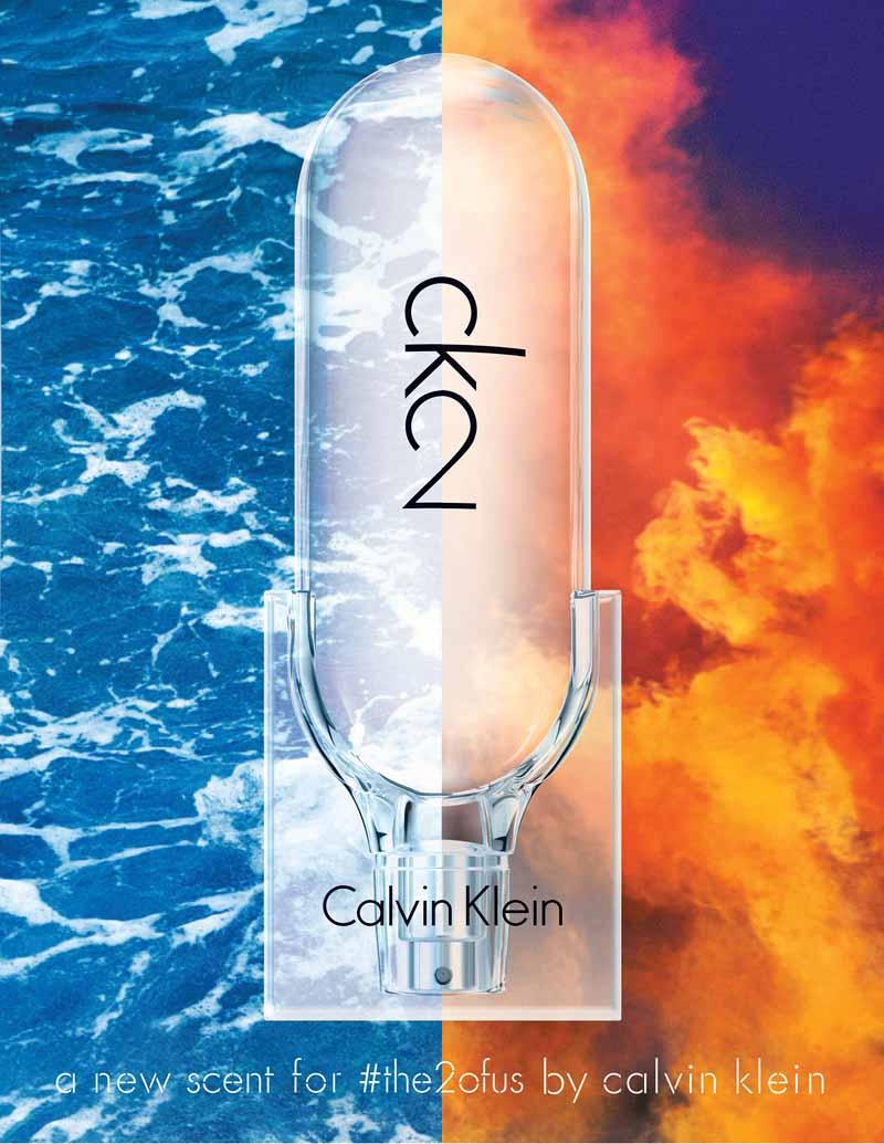Calvin Klein Fragrances Goes Gender-Free with CK2 - FashionWindows