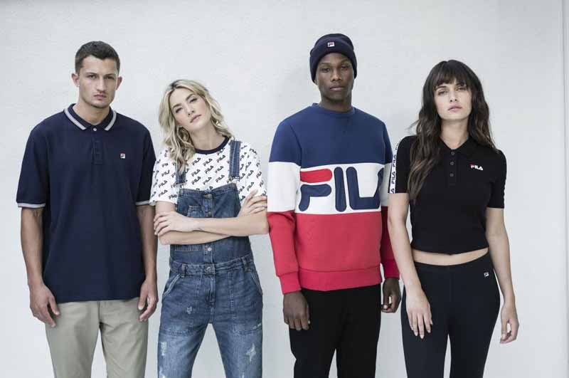 FILA North America Launches Fall 2016 Heritage Collection