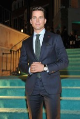 BEVERLY HILLS, CA - OCTOBER 13: Actor Matt Bomer attends Tiffany & Co.'s unveiling of the newly renovated Beverly Hills store and debut of 2016 Tiffany masterpieces at Tiffany & Co. on October 13, 2016 in Beverly Hills, California. (Photo by Donato Sardella/Getty Images for Tiffany & Co.)