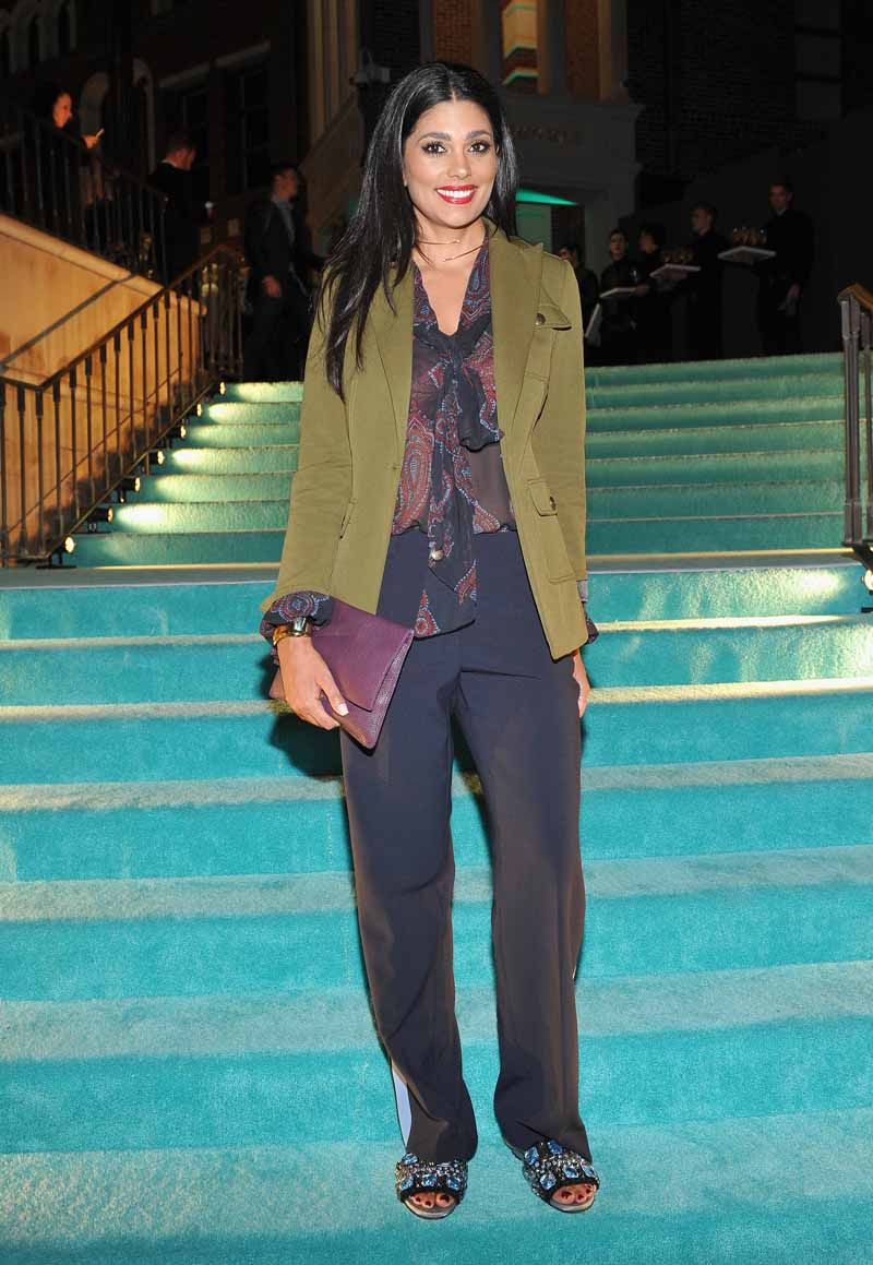 BEVERLY HILLS, CA - OCTOBER 13: Fashion designer Rachel Roy attends Tiffany & Co.'s unveiling of the newly renovated Beverly Hills store and debut of 2016 Tiffany masterpieces at Tiffany & Co. on October 13, 2016 in Beverly Hills, California. (Photo by Donato Sardella/Getty Images for Tiffany & Co.)