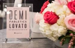 Demi Lovato at Fabletics (12)