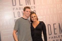 Demi Lovato at Fabletics (25)