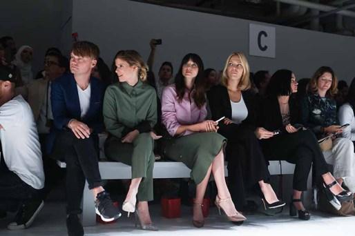 Kate Mara, Caitriona Balfe, Tara Swennen, Leigh Lezark