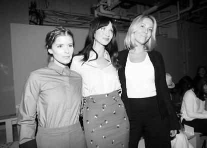 Kate Mara, Caitriona Balfe, Tara Swennen