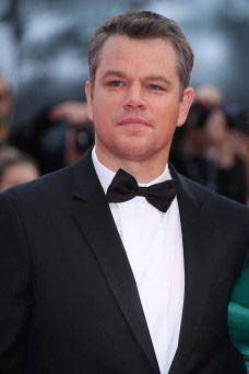 VENICE, ITALY - SEPTEMBER 02: Matt Damon walks the red carpet ahead of the 'Suburbicon' screening during the 74th Venice Film Festival at Sala Grande on September 2, 2017 in Venice, Italy. (Photo by Venturelli/WireImage)
