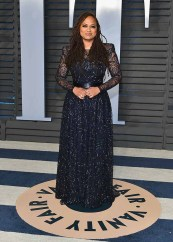 BEVERLY HILLS, CA - MARCH 04: Ava DuVernay attends the 2018 Vanity Fair Oscar Party hosted by Radhika Jones at Wallis Annenberg Center for the Performing Arts on March 4, 2018 in Beverly Hills, California. (Photo by Dia Dipasupil/Getty Images)
