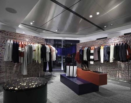 Calvin Klein Boutique at Nordstrom Men's Store NYC (PRNewsfoto/Nordstrom, Inc.)