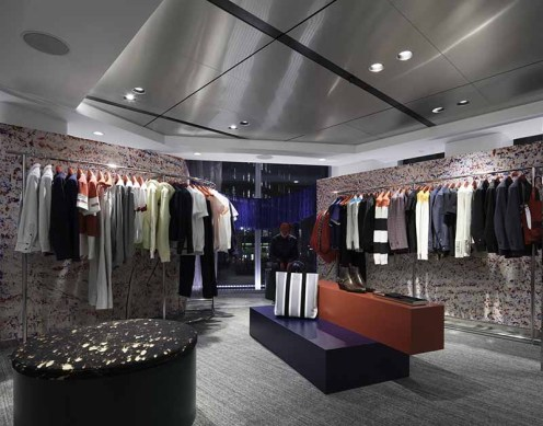 Calvin Klein Boutique at Nordstrom Men's Store NYC (PRNewsfoto/Nordstrom, Inc.)