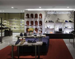 Christian Louboutin shop at Nordstrom Men's Store NYC (PRNewsfoto/Nordstrom, Inc.)