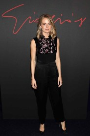 Cressida Bonas attends as Giorgio Armani hosts trunk show at the Giorgio's London event to celebrate the opening of the new Giorgio Armani and Armani/Casa boutiques on Sloane Street on April 12, 2018 in London, England. (Photo by Darren Gerrish/WireImage/Darren Gerrish for Giorgio Armani) *** Local Caption *** Cressida Bonas