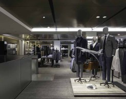 Men's Clothing at Nordstrom Men's Store NYC (PRNewsfoto/Nordstrom, Inc.)