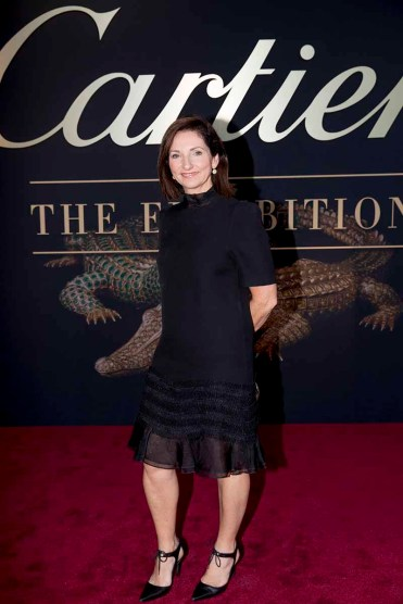 CANBERRA, AUSTRALIA - MARCH 27: Nicky Briger editor of Marie Claire attends the Cartier: The Exhibition Black Tie Dinner at the National Gallery of Australia on March 27, 2018 in Canberra, Australia. (Photo by Cole Bennetts/Getty Images)