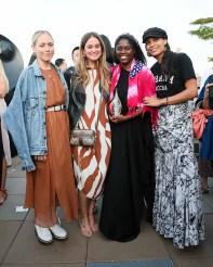 Nicole Heim, Chelsea Healy, CIENNE, Abrima Erwiah, Rosario Dawson, STUDIO ONE EIGHTY NINE
