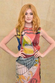 BEVERLY HILLS, CA - JUNE 13: Katherine McNamara attends the Women In Film 2018 Crystal + Lucy Awards presented by Max Mara, Lancôme and Lexus at The Beverly Hilton Hotel on June 13, 2018 in Beverly Hills, California. (Photo by Stefanie Keenan/Getty Images for Women In Film)