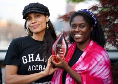 Rosario Dawson, Abrima Erwiah, STUDIO ONE EIGHTY NINE
