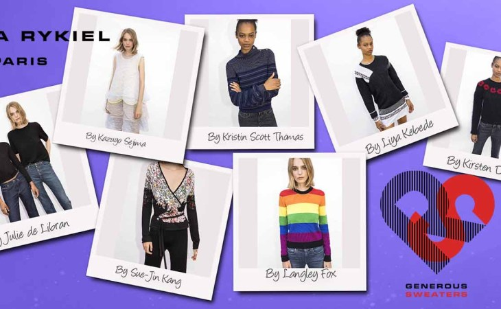 generous sweater collage