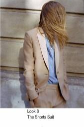 CTJ x PALLAS Look 08 The Shorts Suit
