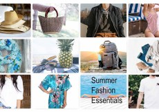 summer fashion essentials