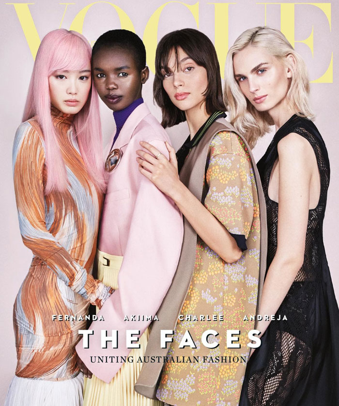 2018's Magazine Covers Were More Racially Diverse Than Ever, Size and Gender Representation More Than Doubled
