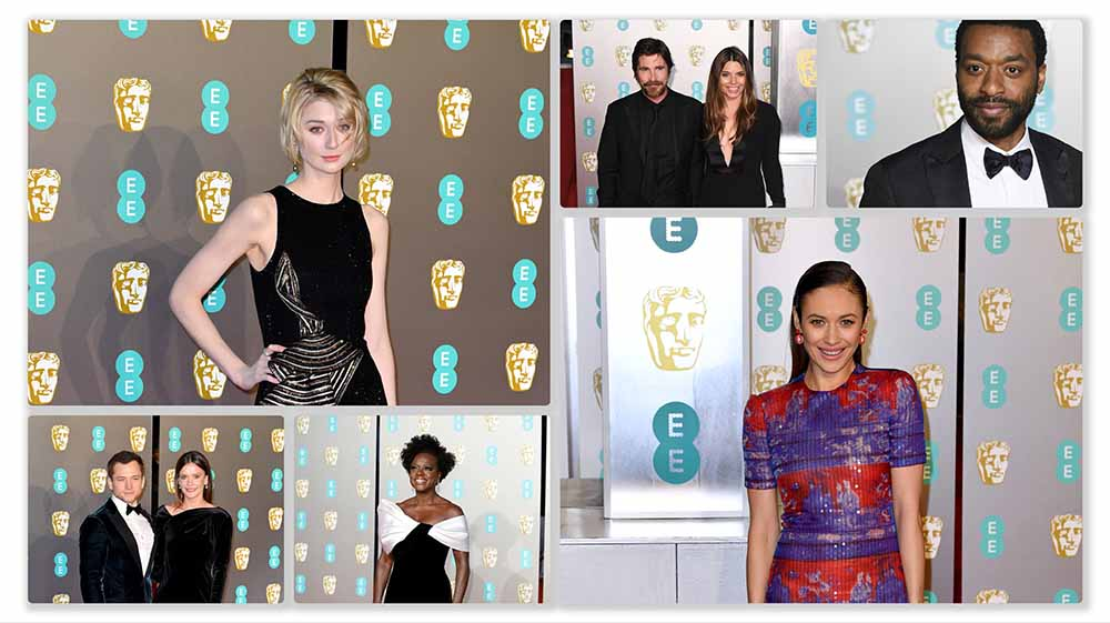 Who Rocked Armani at the 2019 British Academy Film & Television Awards?