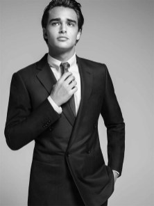 Pepe Barroso for Giorgio Armani Made to Measure