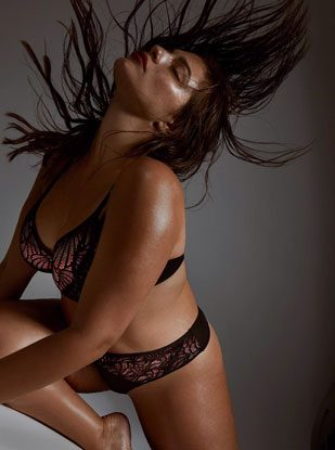 Bringing the Heat: Addition Elle x Ashley Graham's Lingerie Collab