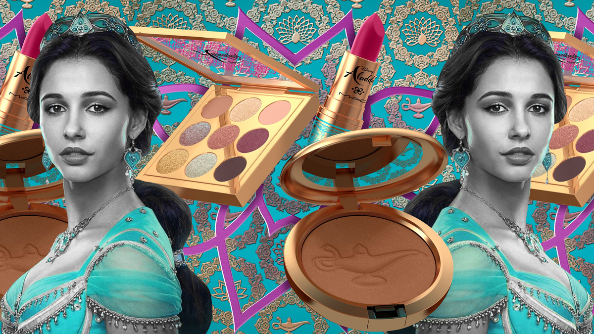 MAC's Aladdin-Inspired Collection
