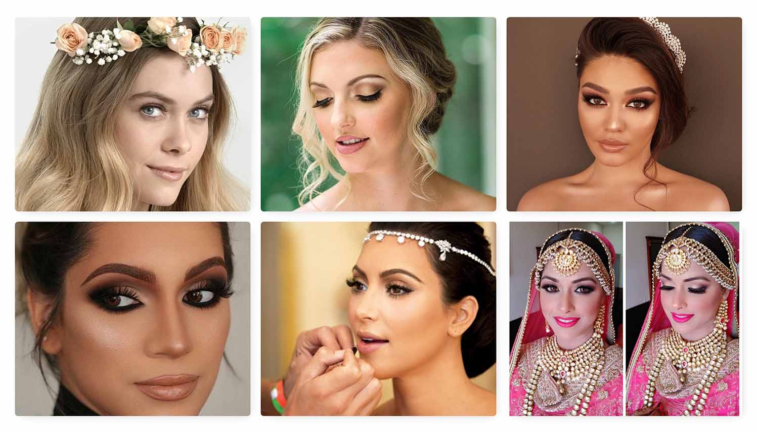 5 Best Bridal Makeup Looks To Add Oomph To your Bridal Avatar