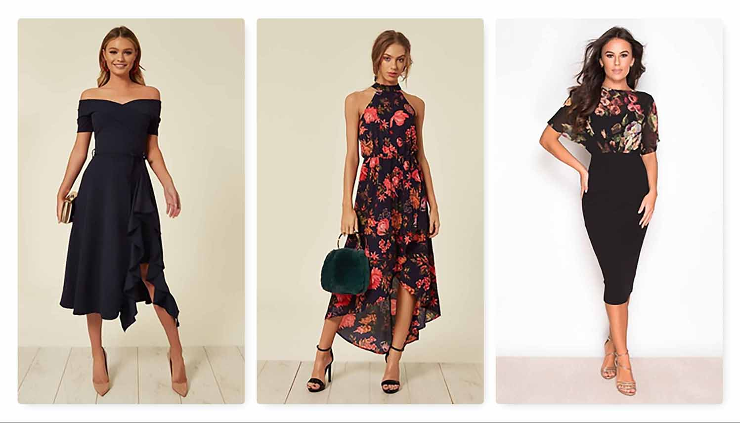 Always Be The Best-Dressed Guest: Our Favourite Wedding Guest Dresses