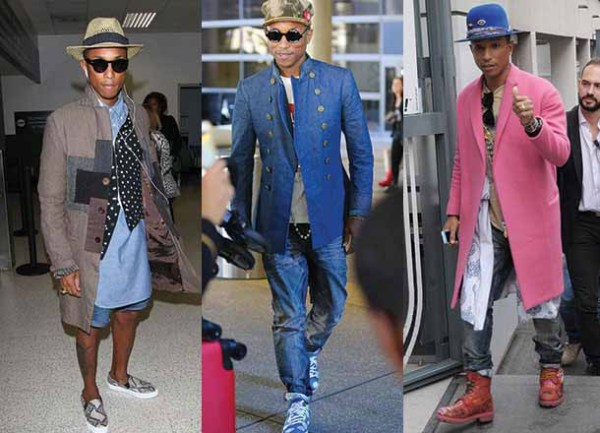 best dressed men 07 pharell williams