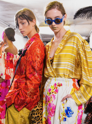 Dries Van Noten Taps Christian Lacroix to Help Design His Spring 2020 Collection