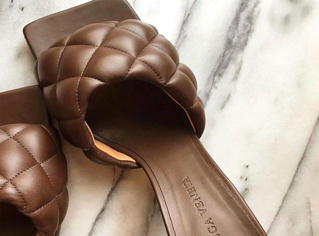 This Bottega Veneta Sandal Is The Most Sought-After Item Right Now