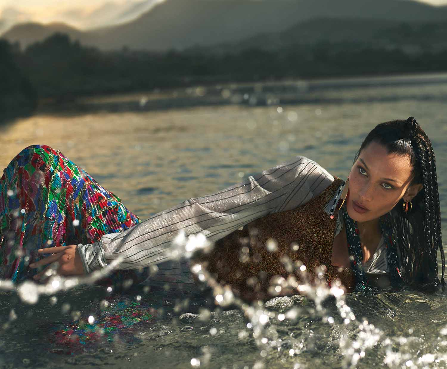 Missoni Spring/Summer 2020 Campaign: Ethereal, Vibrant, Intimate