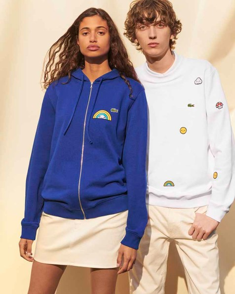 LACOSTE X FRIENDS WITH YOU