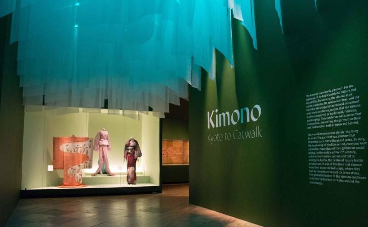 Kimono: Kyoto to Catwalk Exhibition