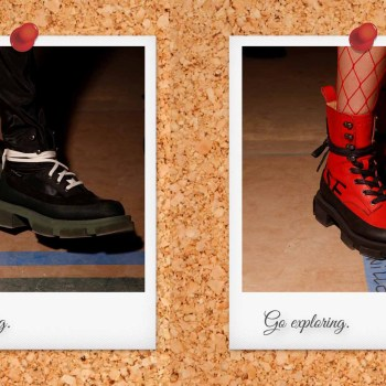 Both X Monse Shoes Fall 20
