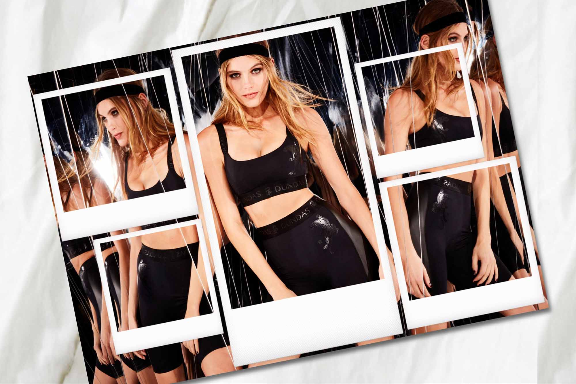 Introducing: Dundas Activewear Collection