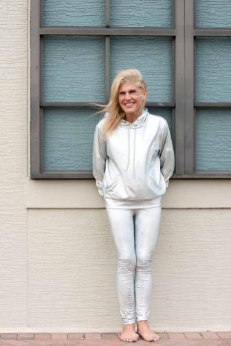Donna Leah Designs White Loungewear
