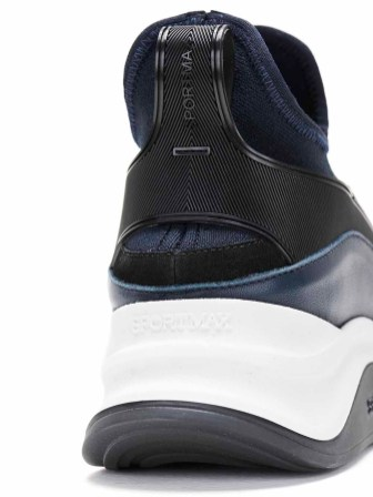 Sportmax 3D Motus Energy Knit Sneakers