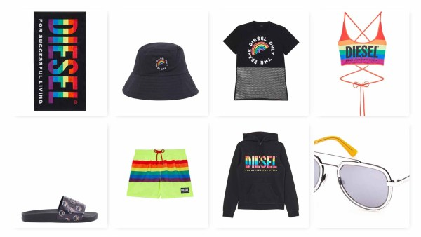 diesel pride collection